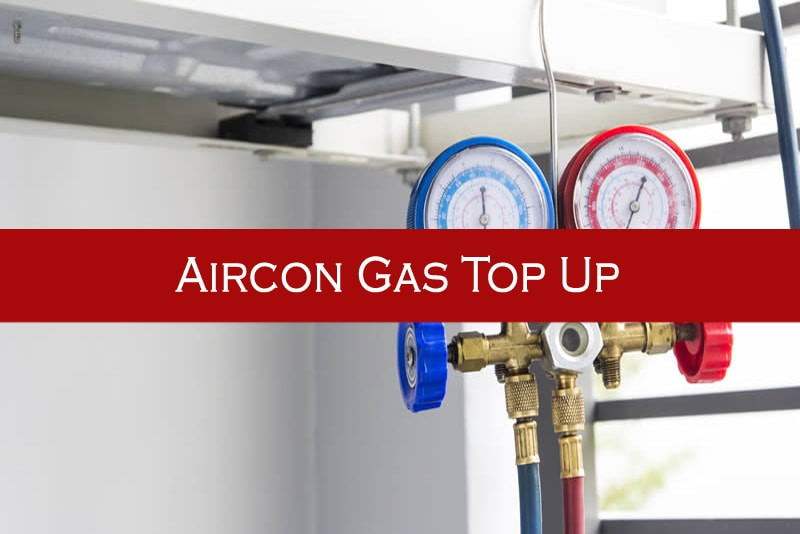 Aircon Gas Top Up Singapore